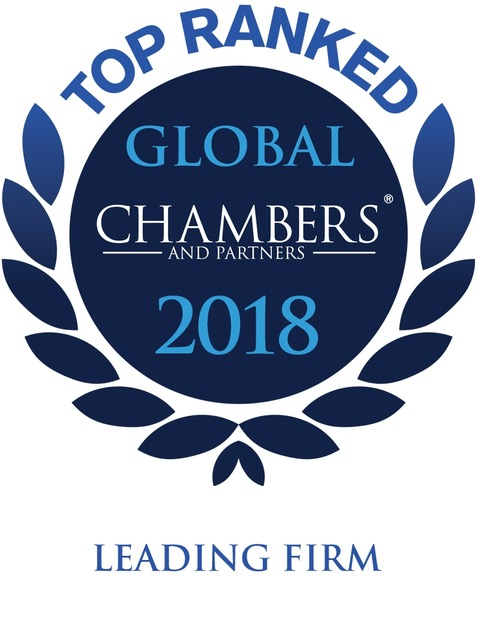 chambers-2018-leading-firm